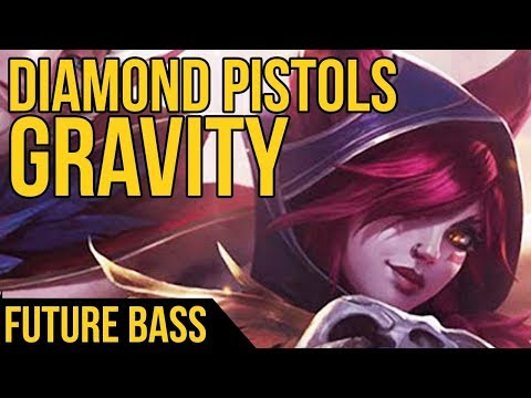 Diamond Pistols - Gravity (ft. LYDIA)