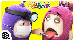 Oddbods | Doctor Odd | Funny Cartoons For Kids