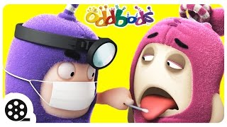 Oddbods | Doctor Odd | Funny Cartoons For Kids thumbnail