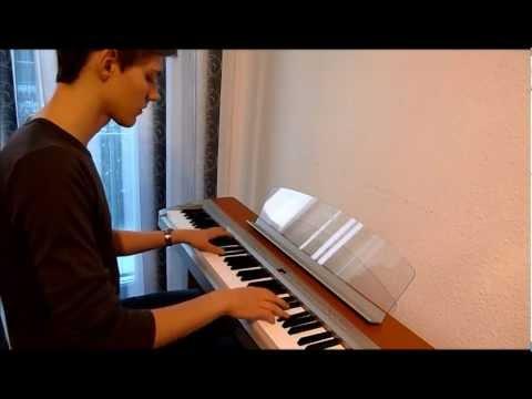 Vanessa Carlton  A Thousand Miles Piano