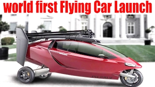 World's first production road and air-legal flying car on sale - prices, specs, pictures