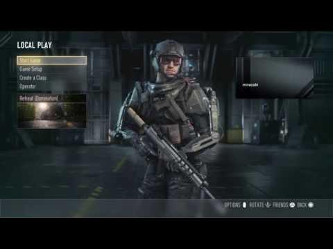 Atlas vs Sentinel | Call of Duty Advanced Warfare