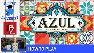 Azul Board Game – How to Play & Setup - Our BEST Tutorial? CONCISE and logical rule