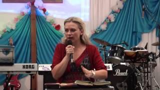 Что такое прославление-поклонение. семинар 1. Анна Поночевная.