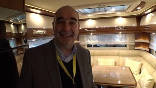 Carthago Liner for 2: Vorgestellt von Reisemobil International
