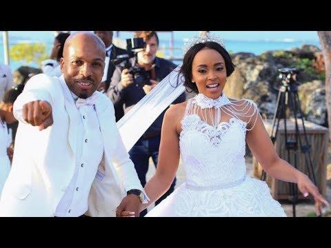 Top Billing attends a dream wedding in Mauritius | FULL INSERT