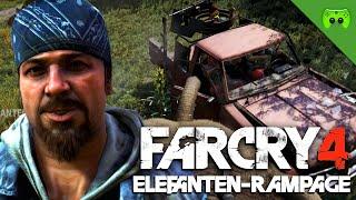 FAR CRY 4 # 33  - Elefanten-Rampage «» Let