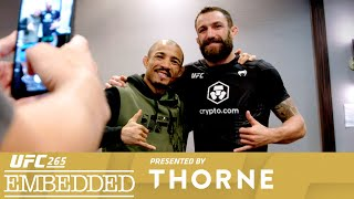 UFC 265 Embedded Vlog Series - Episode 4