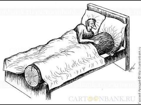 Бревно в постели