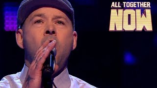 Lee The Singing Welder wows The 100 with power ballad | All ...