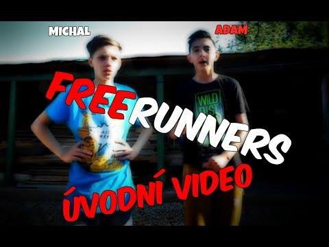 FREE RUNNERS  ÚVODNÍ VIDEO!
