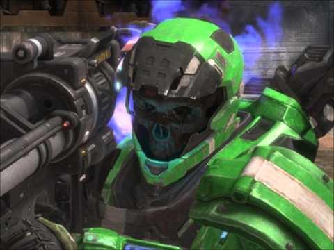 Halo Reach Picture Montage (Haunted Helmet Version)