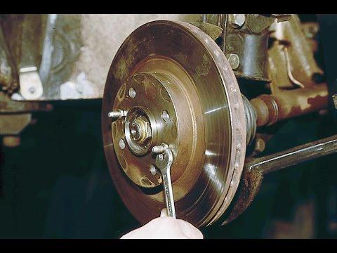 Замена тормозных дисков и колодок на ВАЗ 8,9,10,11,12,14,Калина, приора - Смешные видео приколы