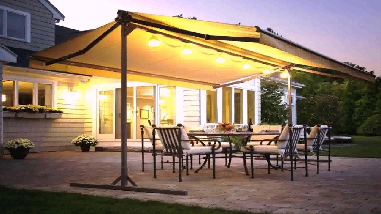 Patio Cover Ideas Cheap - YouTube on Patio Cover Ideas Cheap id=80652