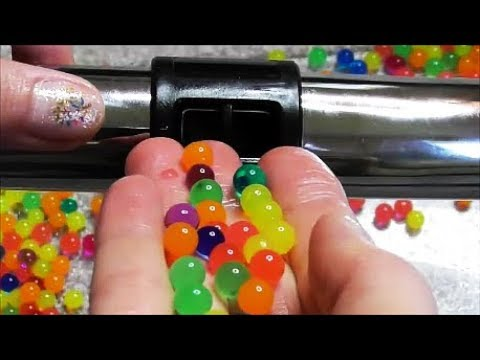 THE MOST SATISFYING ASMR Relaxation Video ~ HENRY HOOVER Vacuuming ORBEEZ ~ WHITE SOUND
