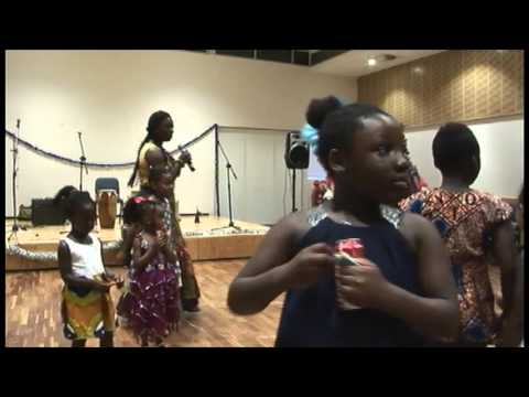 Ghanaians In Adelaide Christmas Party 3