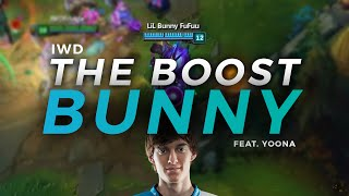 The Boost Bunny feat. Bunny Fufuu and Yoona