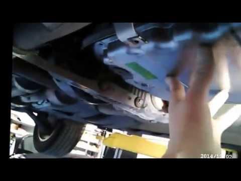 05 Bmw X3 Transmission Flush Part1 Youtube