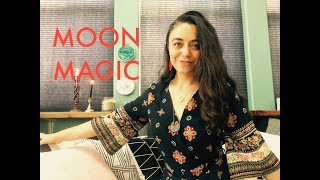 MOON MAGIC - Libra New Moon - September 28, 2019