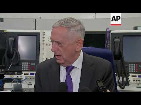 US Sec of Defence meets President el-Sissi, affirms US commitment