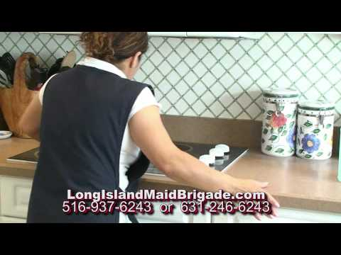 Temporary House cleaning or maid replacement cleaning services Long Island New York v07