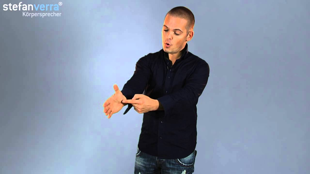Körpersprache Video