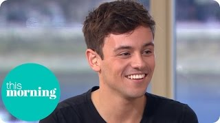 Tom Daley's Chicken and Mozzarella Filo Parcels | This Morning