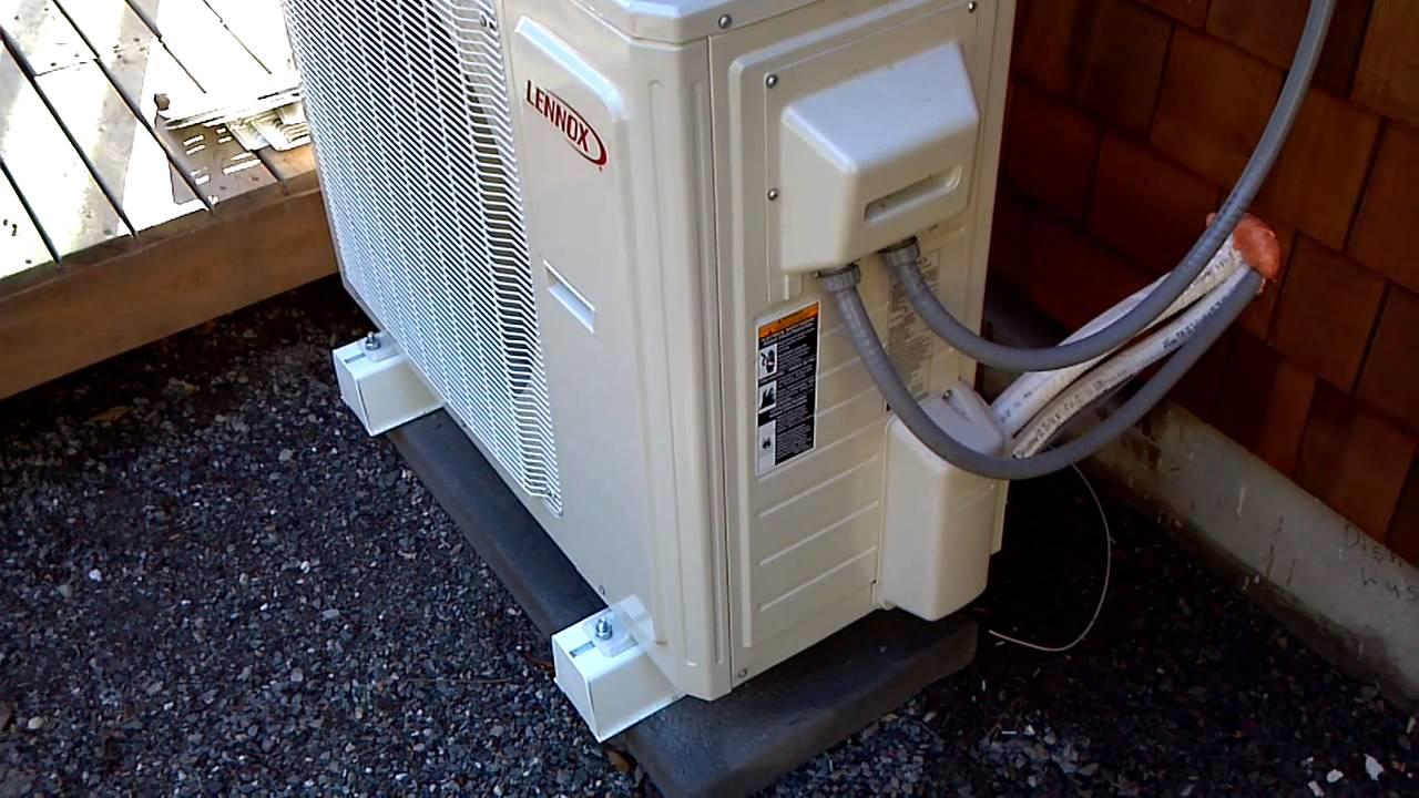 Lennox Ductless Heat Pump Mini Walkthru