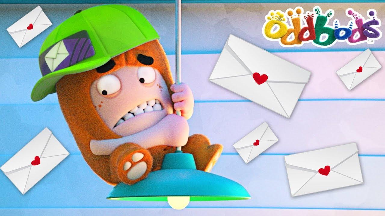 Oddbods - DELIVERY BOY | Funny Cartoons For Children | The Oddbods Show
