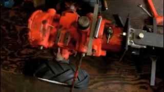 4WD Gravely L8 Dump Truck Build- 1