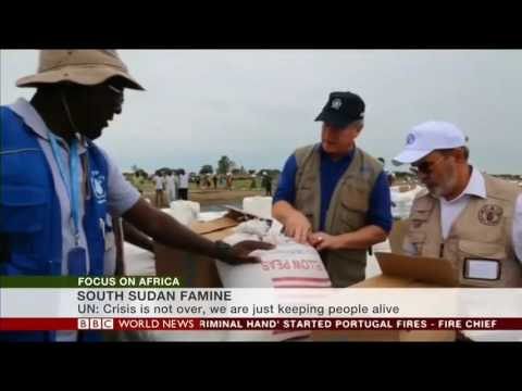 South Sudan - Food security situation still dire and widespread
