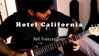 Hotel California (Eagles) 1994 - Hell Freezes Over