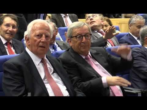 Juncker, Prodi, Barroso Ricordano Commissione Ue
