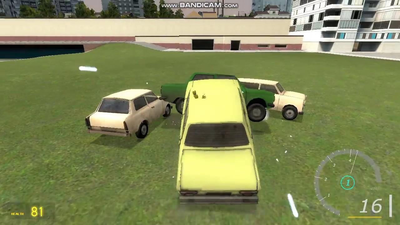 simfphys cars | gmod mod showcase - YouTube