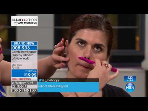 HSN | Beauty Report with Amy Morrison 08.10.2017 - 07 PM