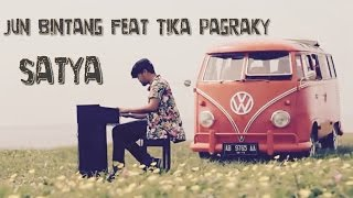 Download Mp3 Jun Bintang Feat Tika Pagraky - Satya