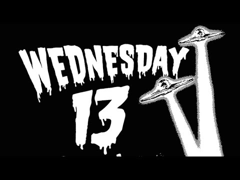 Wednesday 13 @ The Curtain Club in Dallas TX. on October 19th, 2016