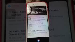 Siri save cantar wow