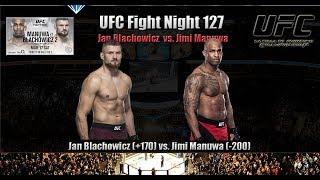 Jan Blachowicz vs Jimi Manuwa Preview | UFC Fight Night 127 | Picks Betting Odds
