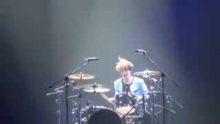 [HD][FANCAM] 150730 Daesung playing drums + Sober @ Bigbang MADE in Manila