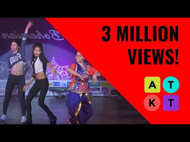 Epic College Girls Dance Face-Off | IIT Delhis Rendezvous 2017