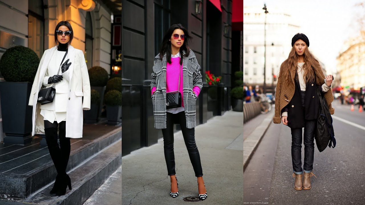 How To Layer For Winter Fashionably
