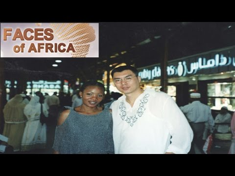 Faces of Africa— When Chinese meet Zambians 12/04/2016