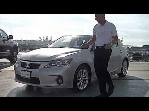 Why a 2013 Lexus CT 200h under $15000 is such an intelligent choice