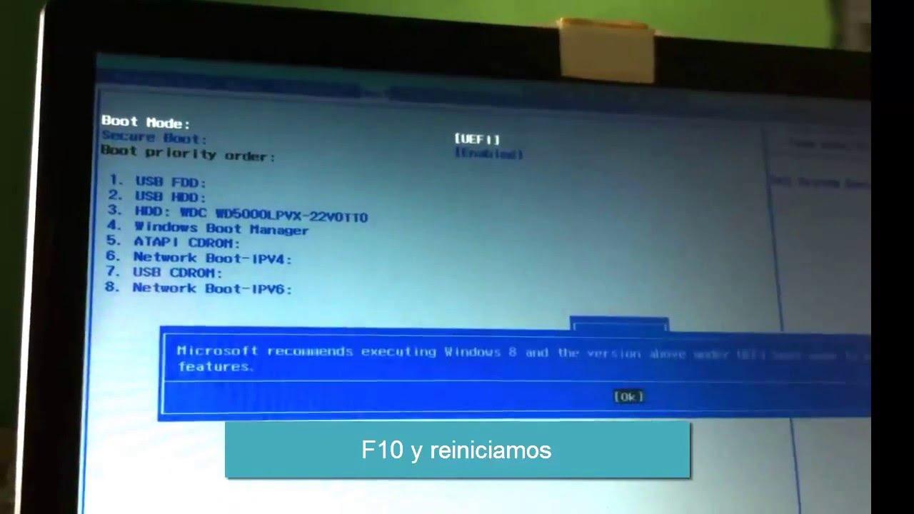 Acer Aspire E1-521 UEFI Download Driver