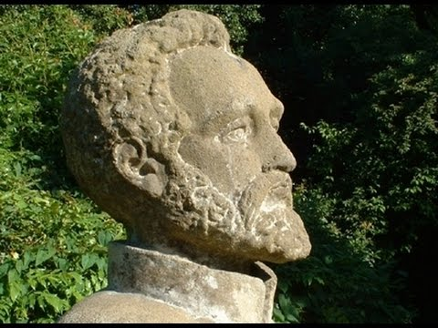 Emperor Haile Selassie Statue in Wimbledon. UK