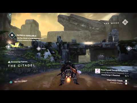 Destiny The Taken King - Overcharge 3 Reached