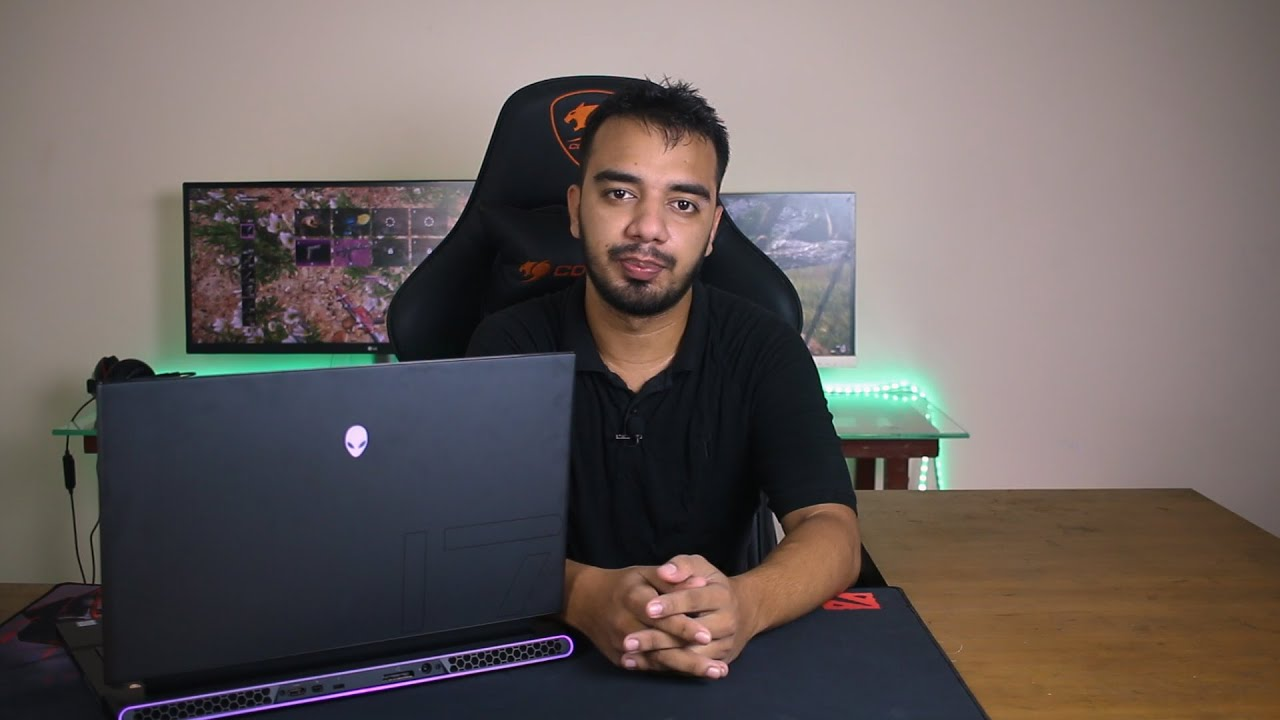 Alienware M17 R2 Review in Bangla   Best Gaming Laptop Review