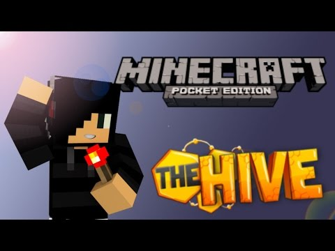 How To Join The Hive In Mcpe Youtube
