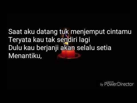 (LIRIK VIDEO)Lirik Lagu Ternyata Kau Tak Setia - D'Cozt Band
